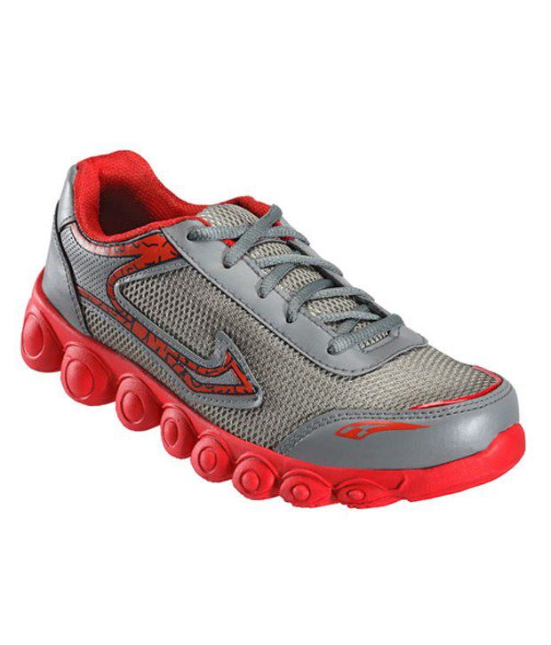 Yepme Red Sport Shoes