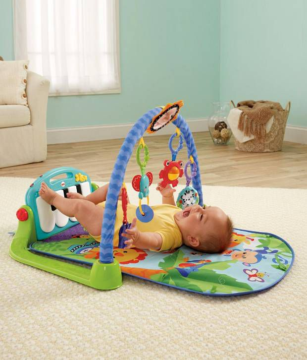 Fisher Price Kick And Play Piano Gym Baby Gyms Amp Mats
