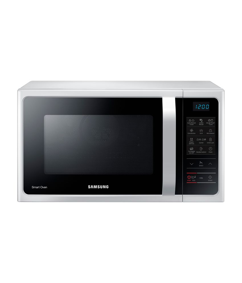 Samsung Mc28h5013aw Convection Microwave Oven 28ltr Price