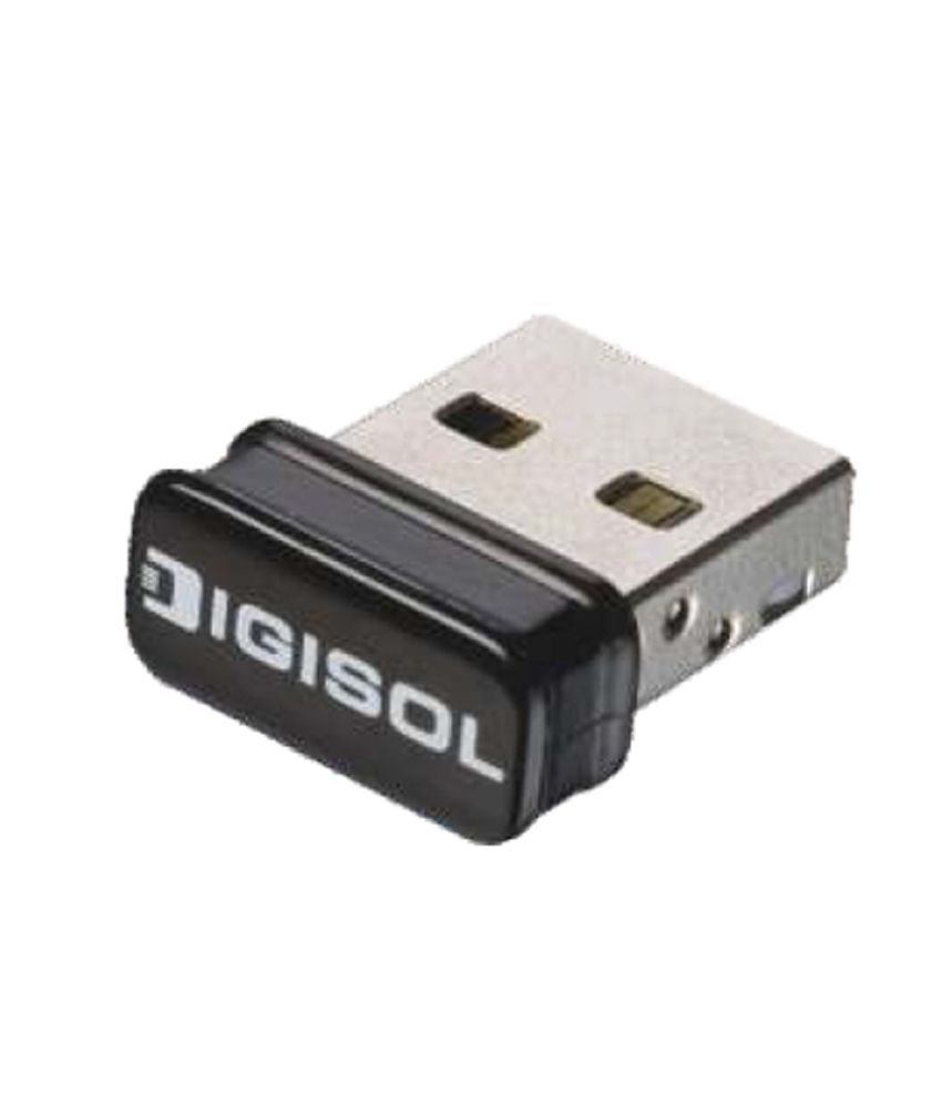 Digisol 150 Mbps Wireless USB Adapter