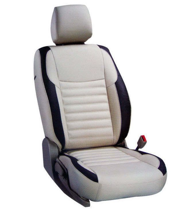 Hi Art Leather Seat Cover for Renault Duster: Buy Hi Art Leather ...