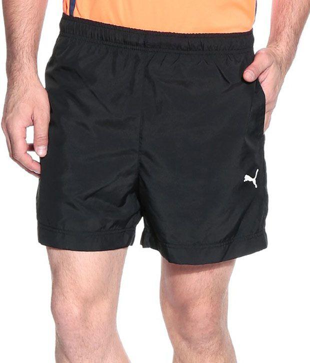 638dbf2dc Puma ESS Woven Shorts black - Buy Puma ESS Woven Shorts black Online at Low  Price in India - Snapdeal