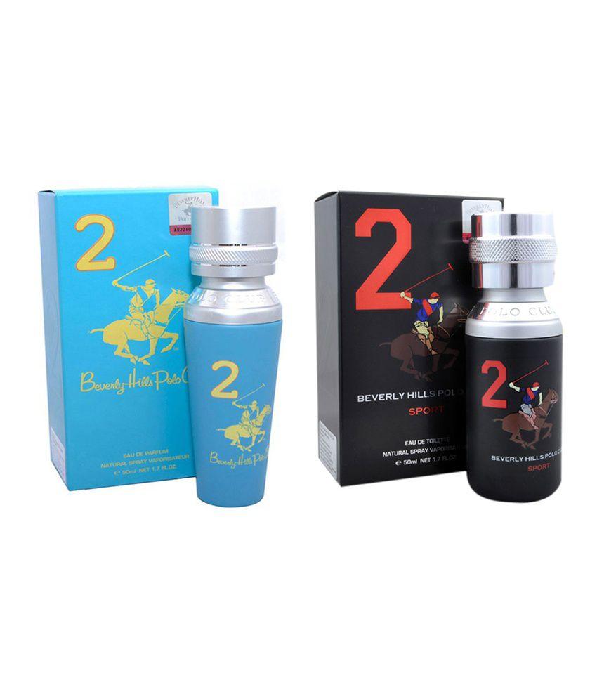 Beverly Hills Polo Club Men Perfume Case 50ml-100ml EDP