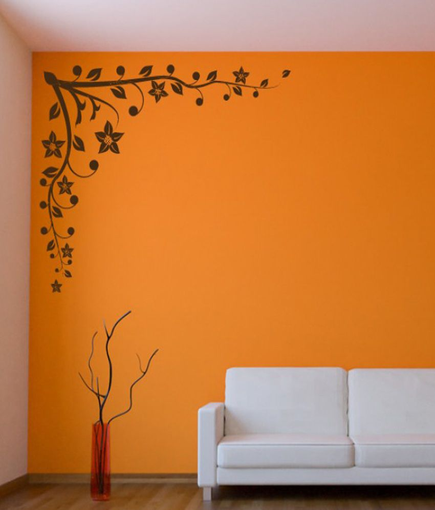 Wall Decor Stickers Snapdeal : Wall stickers buy and decals upto