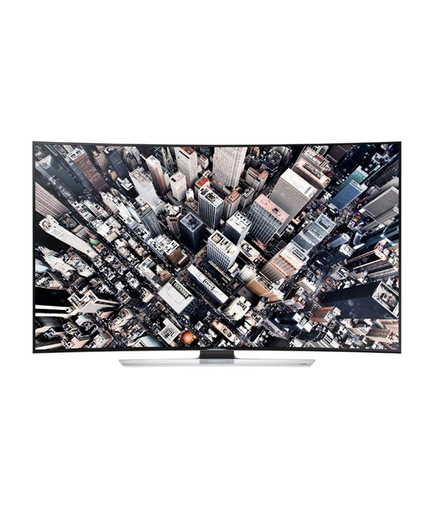 Samsung 65HU9000 165.1 cm (65) 4K Curved Smart Interaction 3D (Ultra HD) LED Television