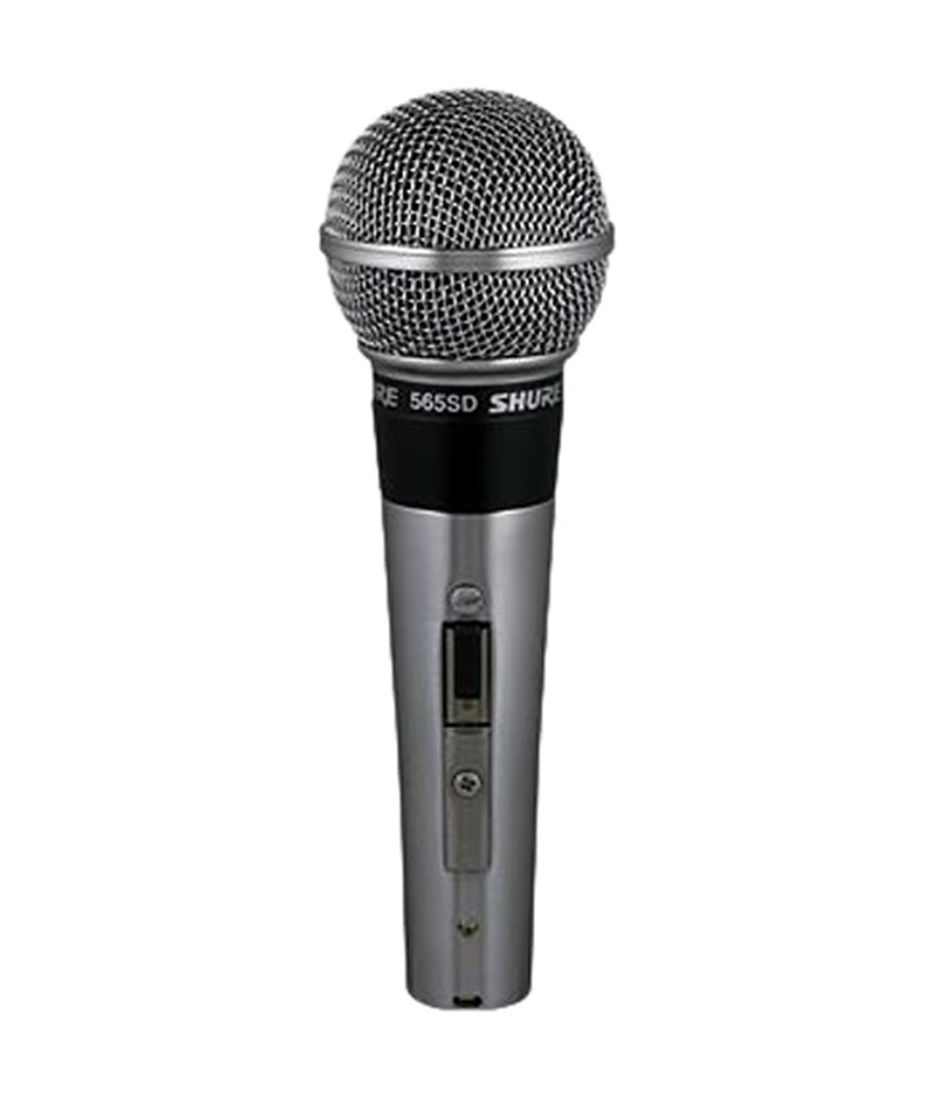Buy shure 565sd lc classic unisphere vocal microphone for Classic house vocals acapella