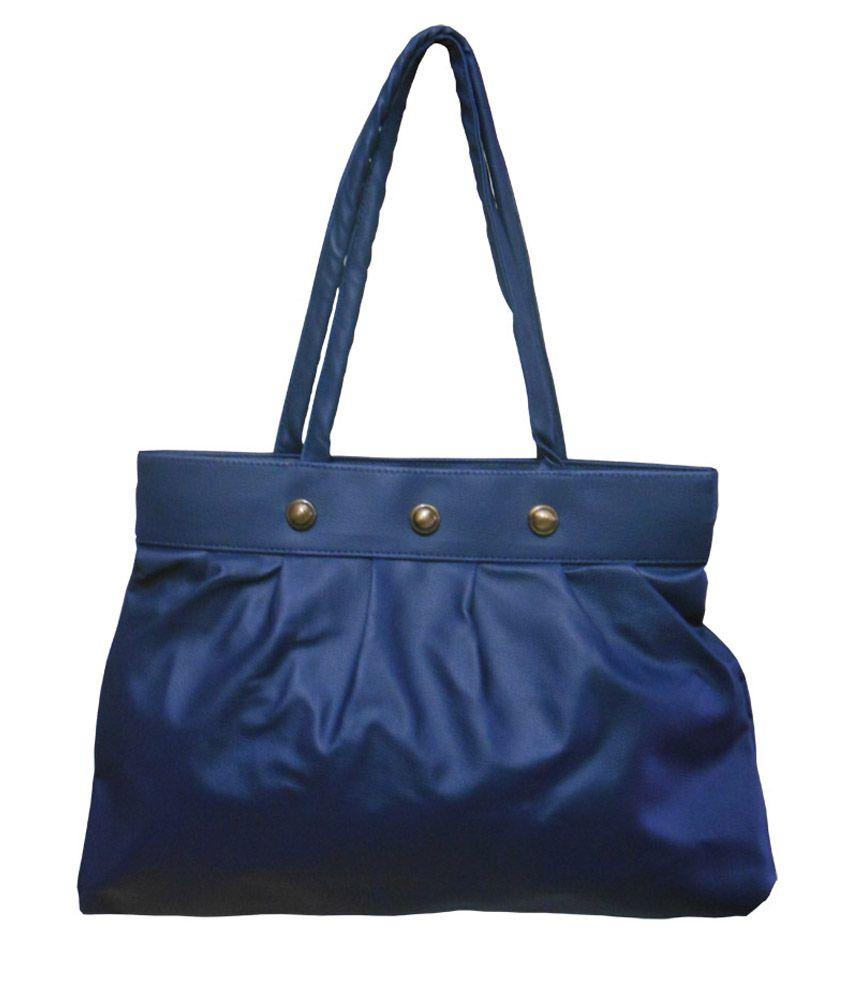 BUEVA N1BRC001 Blue Shoulder Bags