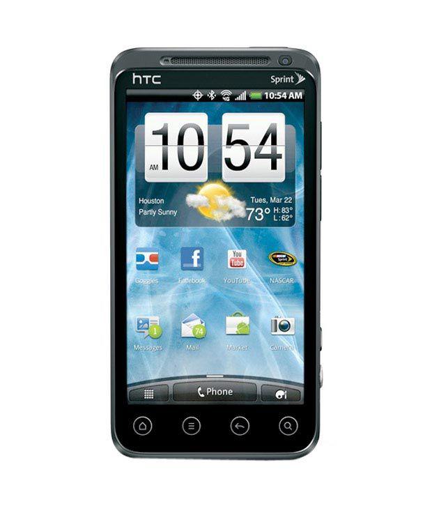 HTC Evo 3D (Black)