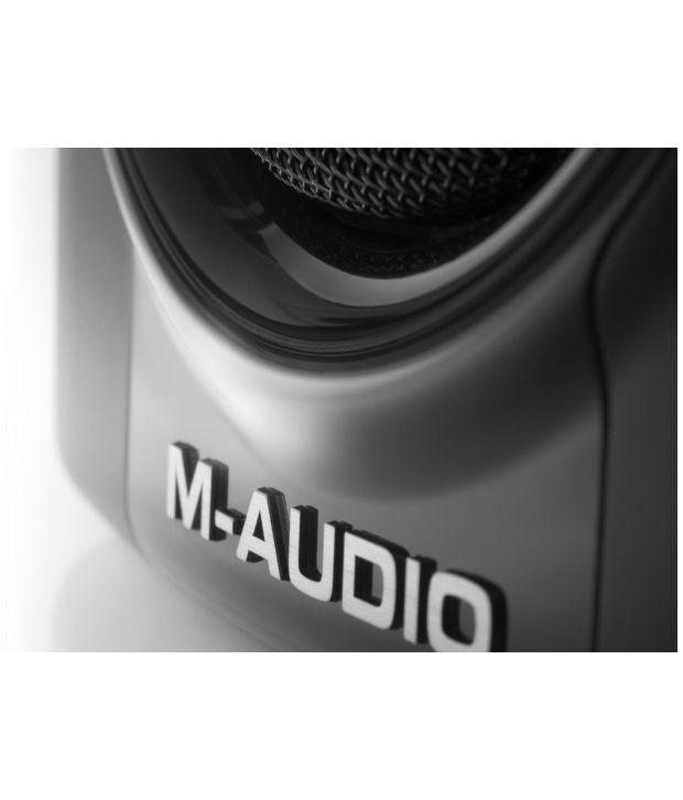 Beautiful M Audio Studiophile AV 40 Active Studio Monitor Speakers New Design - Popular sound monitor Elegant