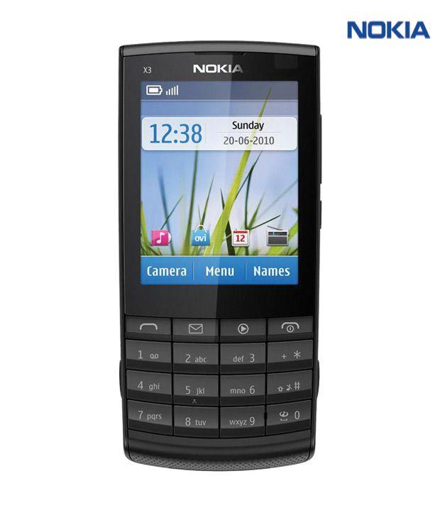 Nokia X3-02 Games Free Download
