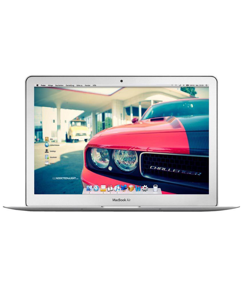 Apple MD711HN/B MacBook Air (4th Gen Intel Core i5- 4GB RAM- 128GB SSD- 29.46cm (11.6) Screen- Mac OS X Mavericks) (Silver)