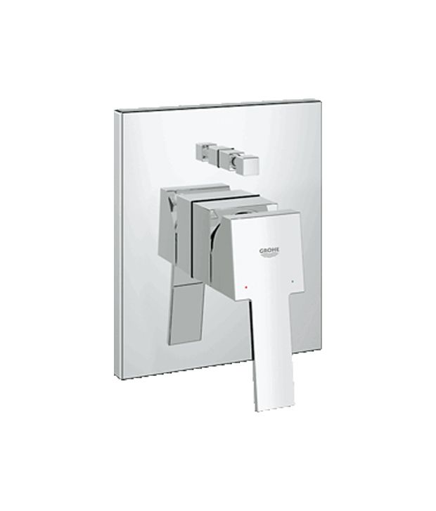 Buy Grohe Baumetric Concealed Bath Mixer - 29061000 Online at Low Price in India - Snapdeal
