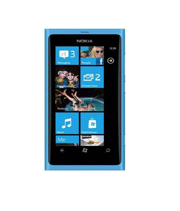 Nokia Lumia 800 (Matt. Cyan)