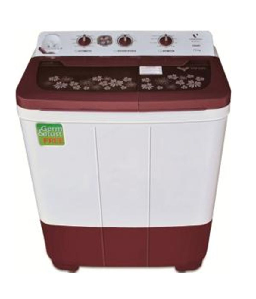 Videocon 72J11 7.2 Kg Semi Automatic Washing Machine