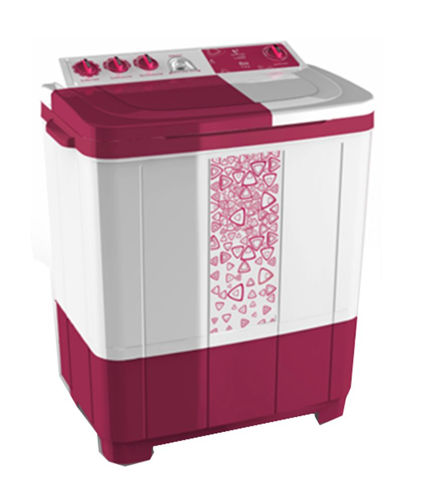 Videocon VS72L14 7.2 Kg Semi Automatic Washing Machine