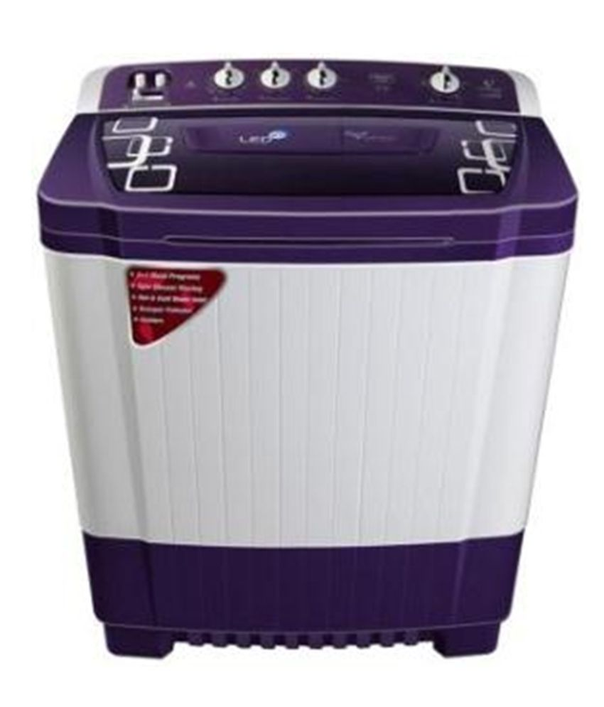 Videocon 8 5 kg 85p18 semi automatic washing machine price in india buy videocon 8 5 kg 85p18 - Washing machine for small spaces gallery ...