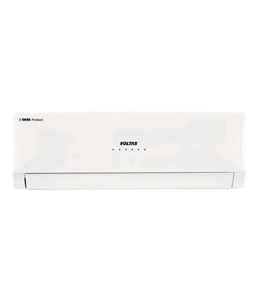 Voltas 1 Ton 3 Star 123 DY Split Air Conditioner White