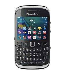 Blackberry Curve 9320 (Black) - 512MB RAM