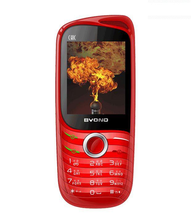BYOND Dual Sim Mobile-CHIK