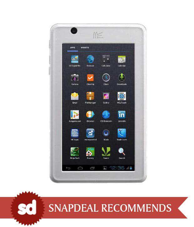 HCL ME Tablet U1