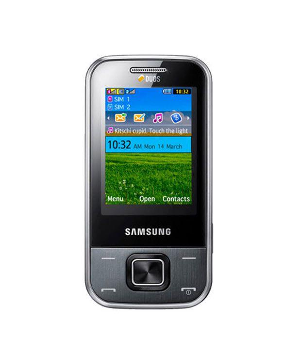 Samsung C3752 (Grey)