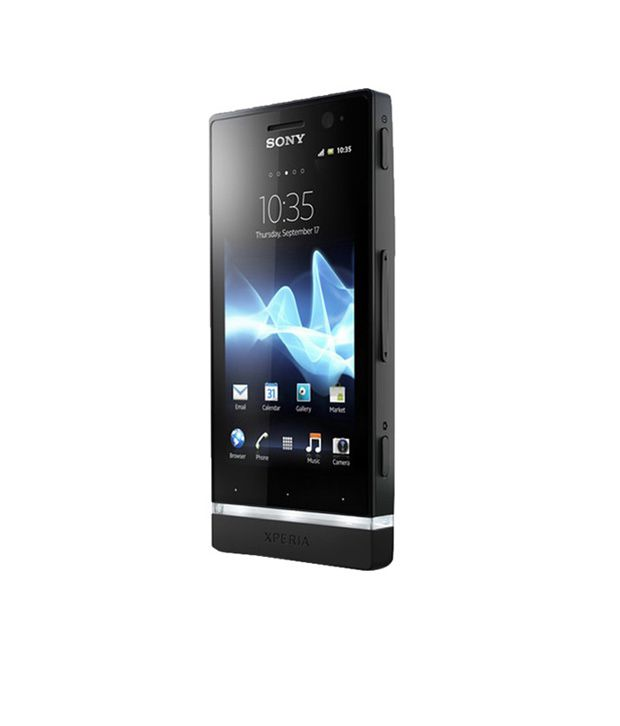 Sony Xperia U (Black-White)