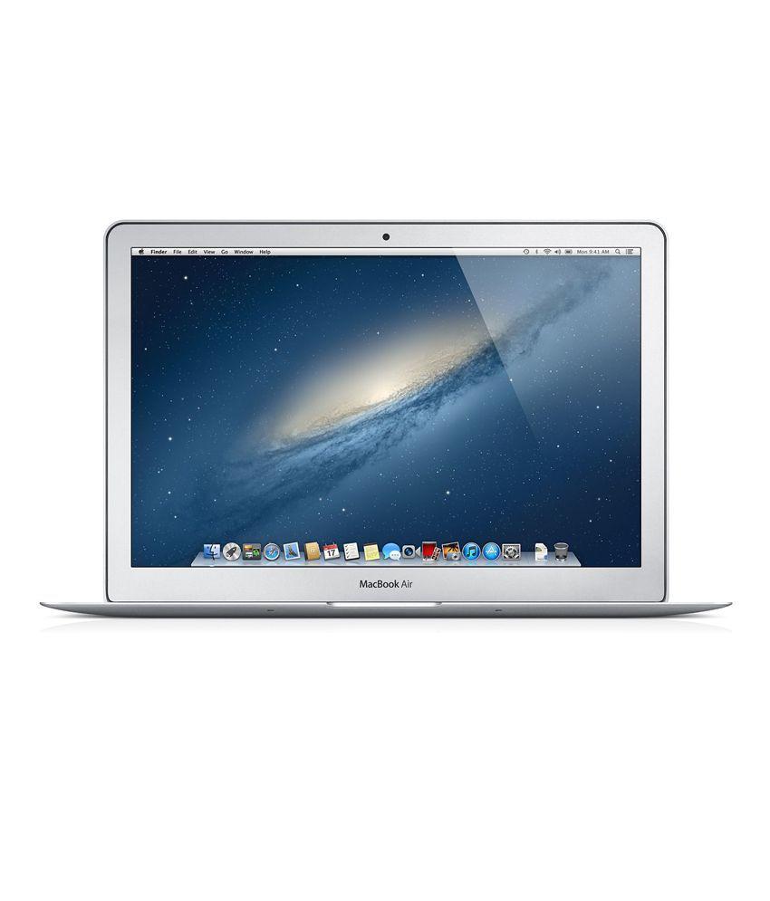 Apple MacBook Air Notebook (256GB Flash Memory (4 GB)33.78 cm (13.3) LED-backlit glossy Mac OS X) (White)