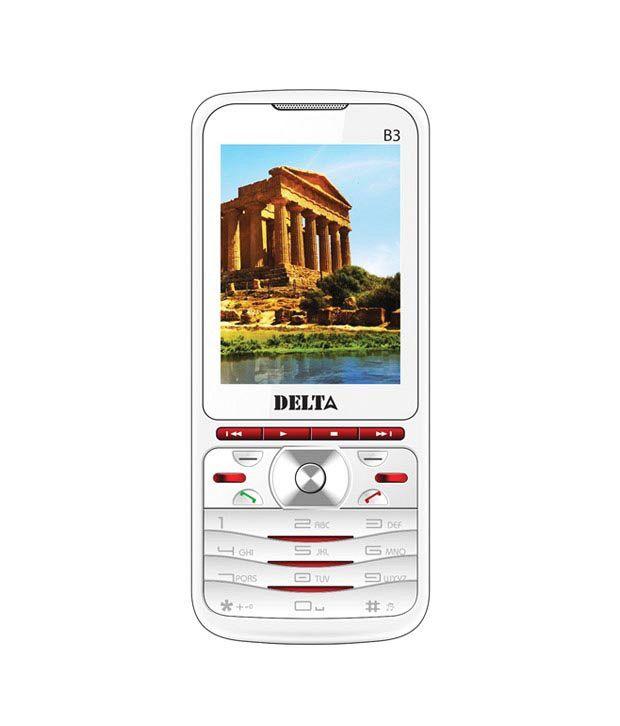 Delta Mobile B3 White