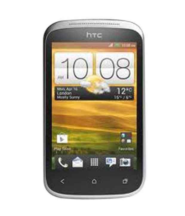 hTC Desire C Rocky 4GB Black
