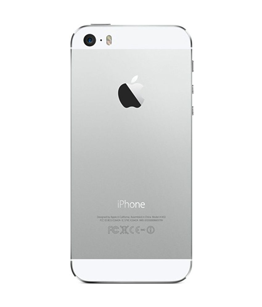 iphone 5s back m kit back cover for apple iphone 5s silver buy m 1398