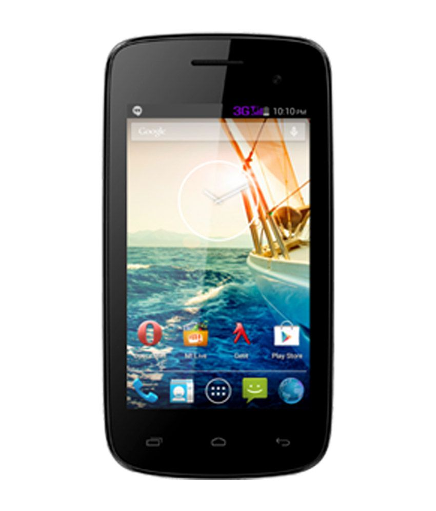 Micromax Canvas Engage A091 4GB Grey