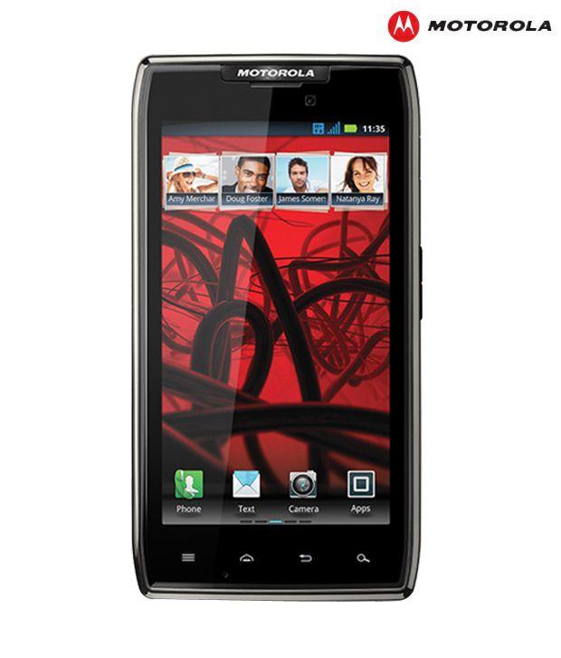 Motorola Razr Maxx (Titanium)