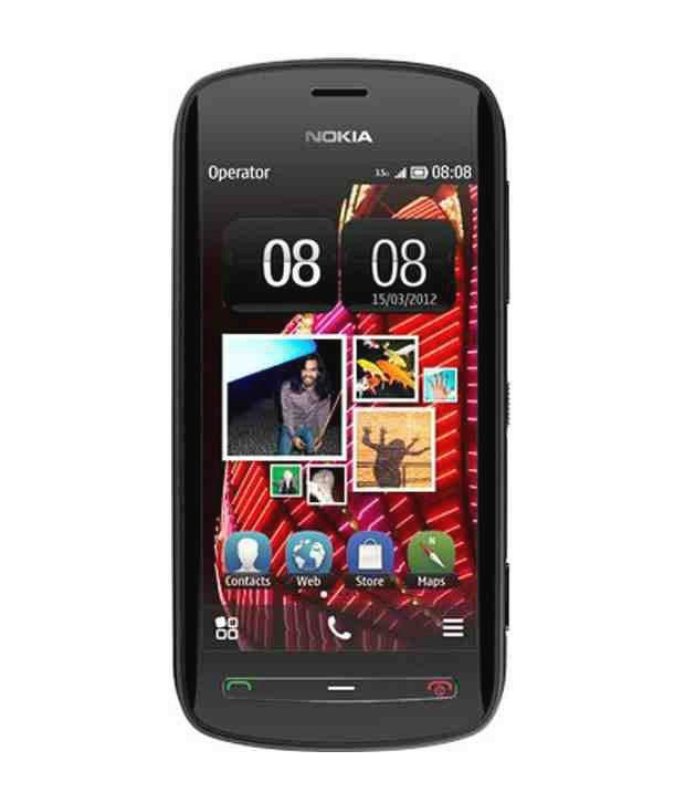 Nokia 808 PureView (Black)