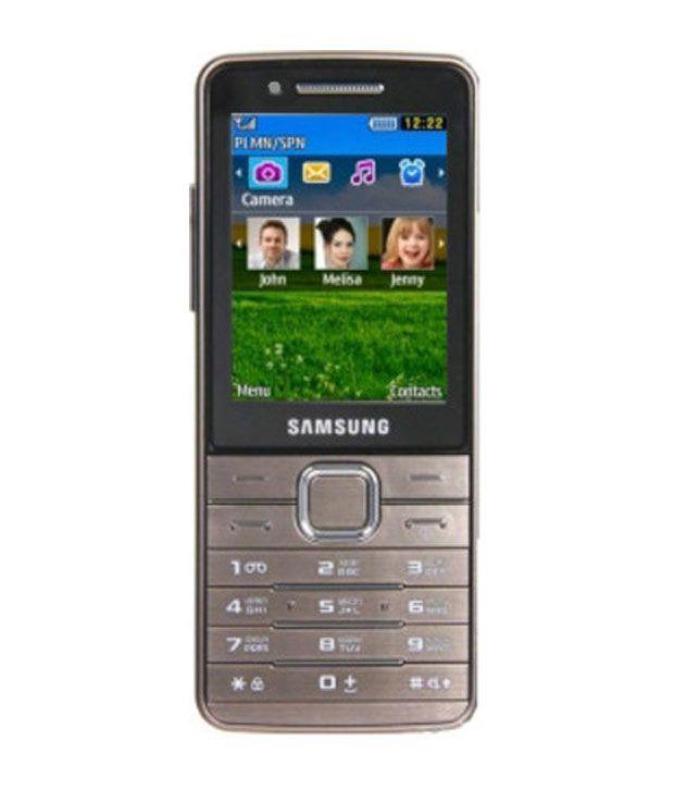 Samsung Primo S5610 (Metallic Gold)