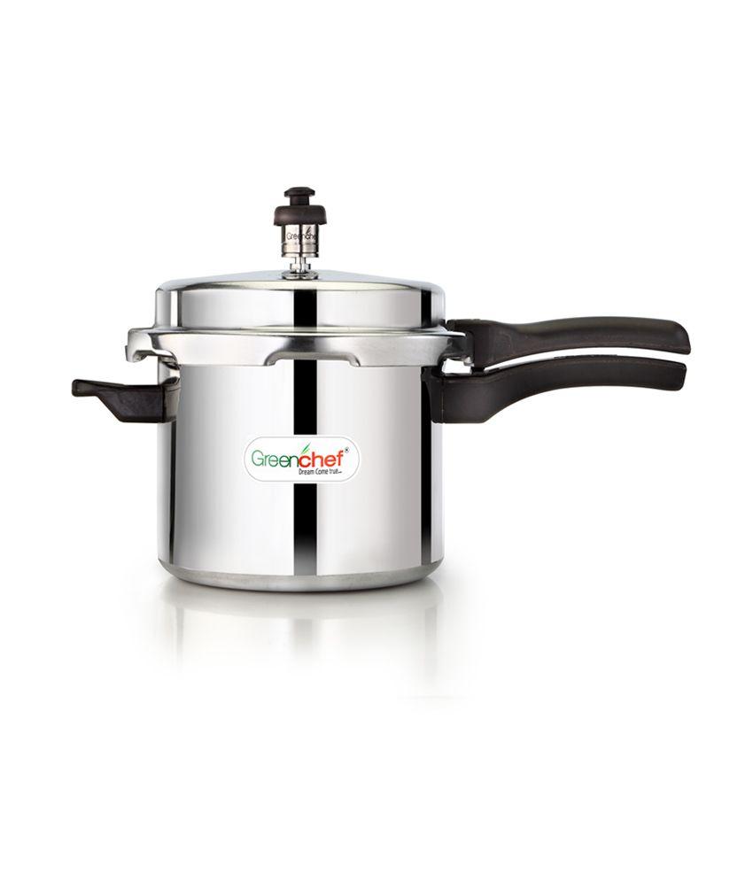Greenchef Aluminium 12 L Pressure Cooker