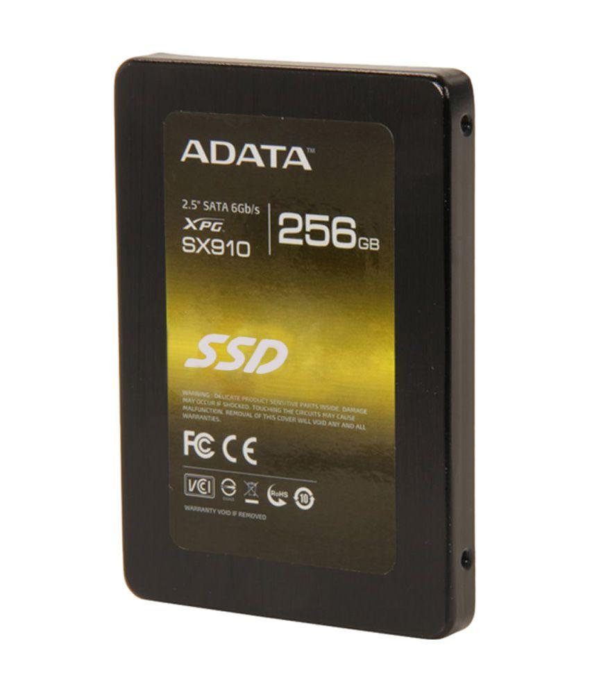 ADATA XPG SX910 ASX910S3-256GM-C 256 GB SATA III MLC SSD(Solid State Drive)