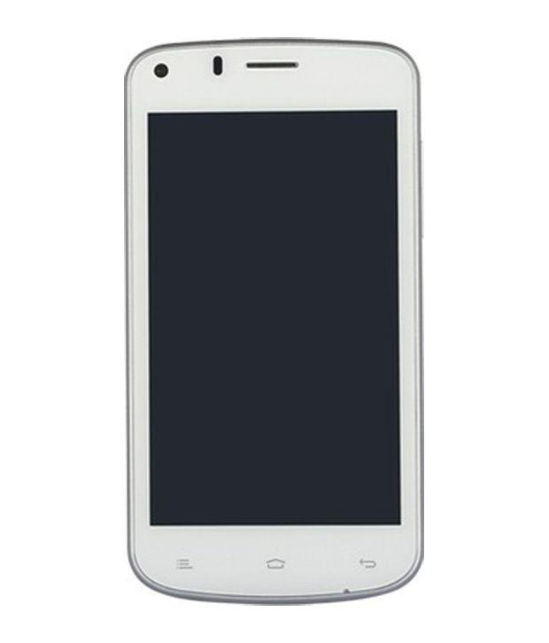 Gionee Pioneer P3 (4GB , 512 MB RAM) White