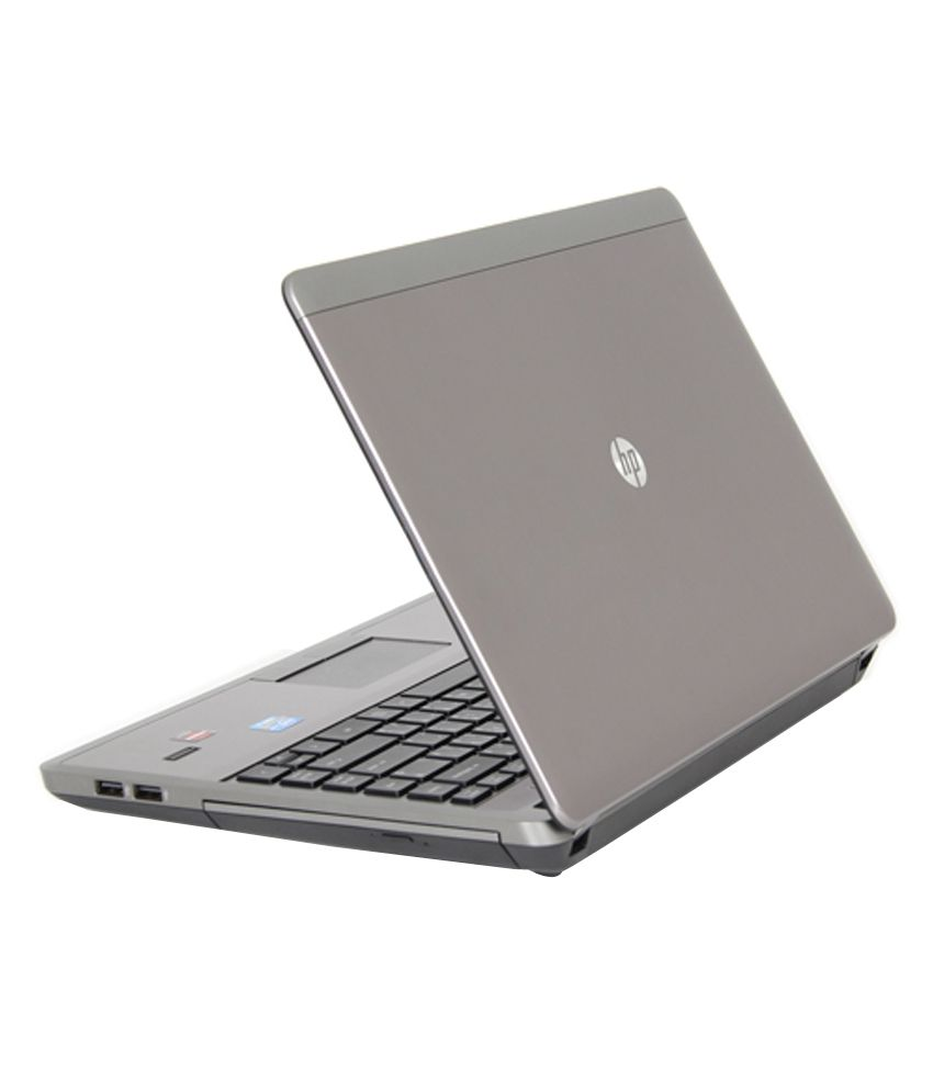 HP 4441s Probook Laptop (G4K91PA) (3rd Gen Intel Core i5- 4GB RAM-500GB HDD- 35.56cm (14)-DOS- 1GB Graphics) (Silver)