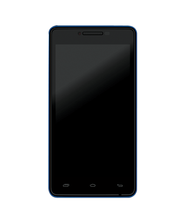 Micromax Canvas Fun A76 4GB Black