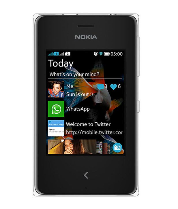 Nokia ( 128 MB , 1 GB ) White