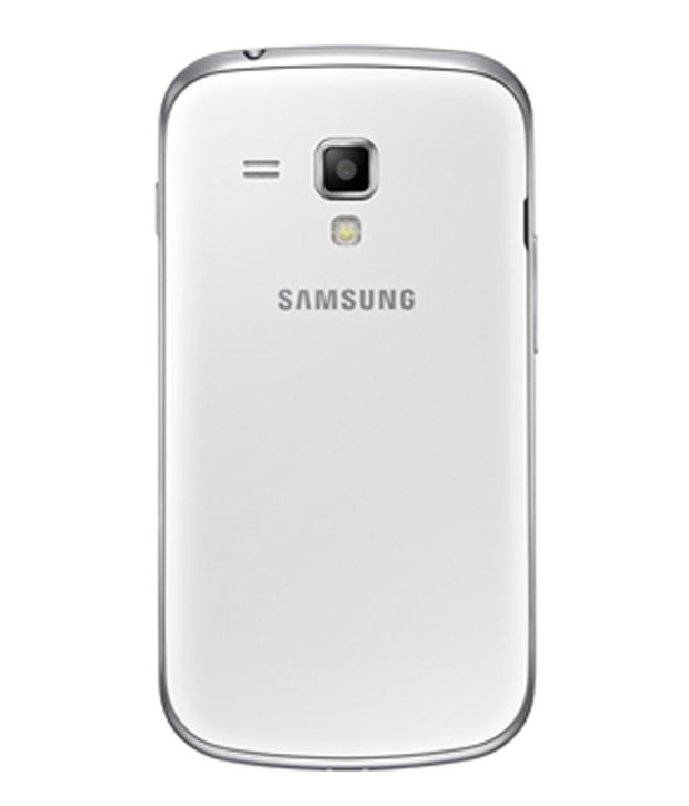 Samsung ( 4GB and Below , 768 MB ) White