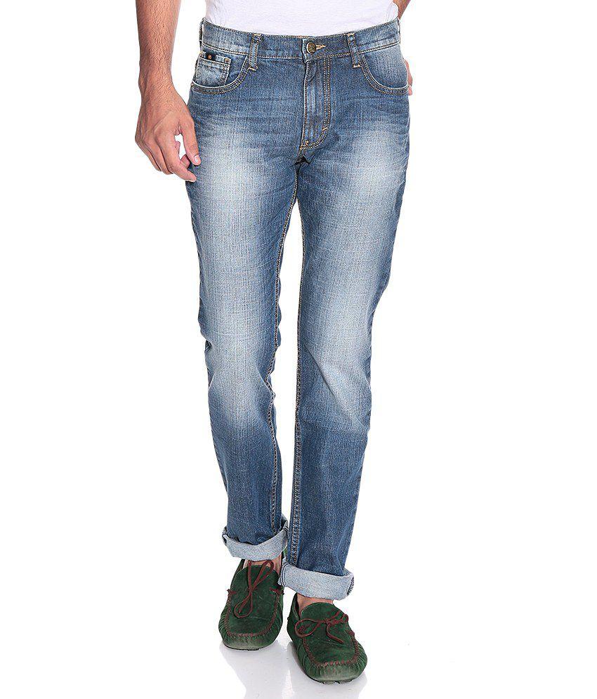 Locomotive Blue Slim  Fit Jeans