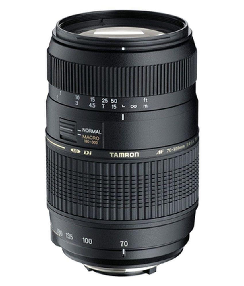 Tamron Zoom Canon EF  Lens