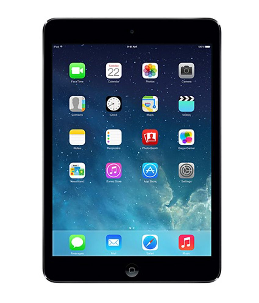 Ipad Mini With Wi-fi 16gb Space Grey