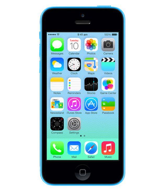 iphone 5c 16 gb blue