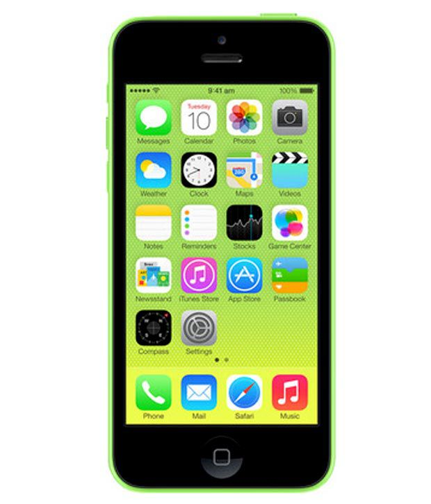 Iphone 5c 32 gb green mobile phones online at low prices for Fenetre zoom iphone x