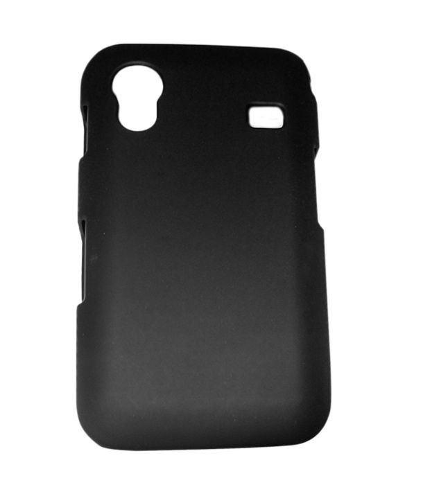 Atitude Snap on Cover for Samsung Galaxy Ace (S5830I) in Black Color