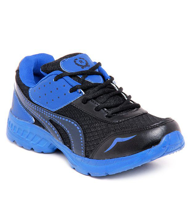 Foot N Style Blue Sport Shoes