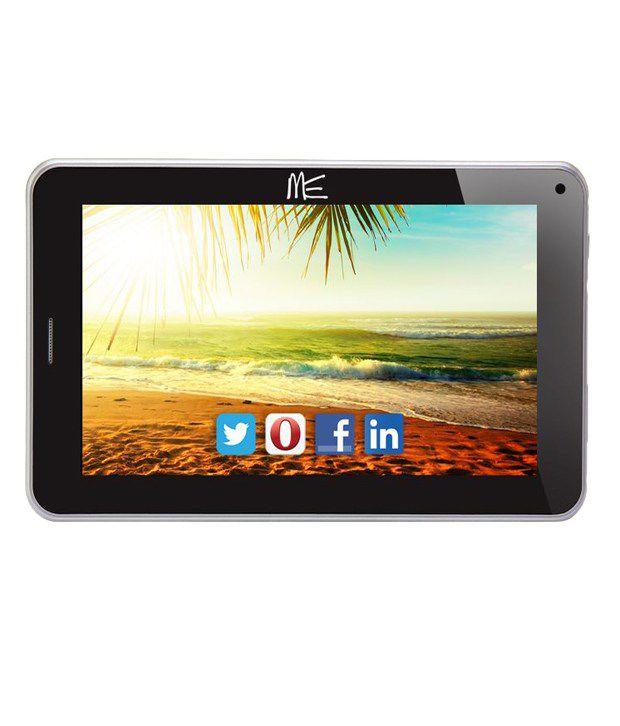 HCL ME V3 (2G + Wifi, Calling, Silver)