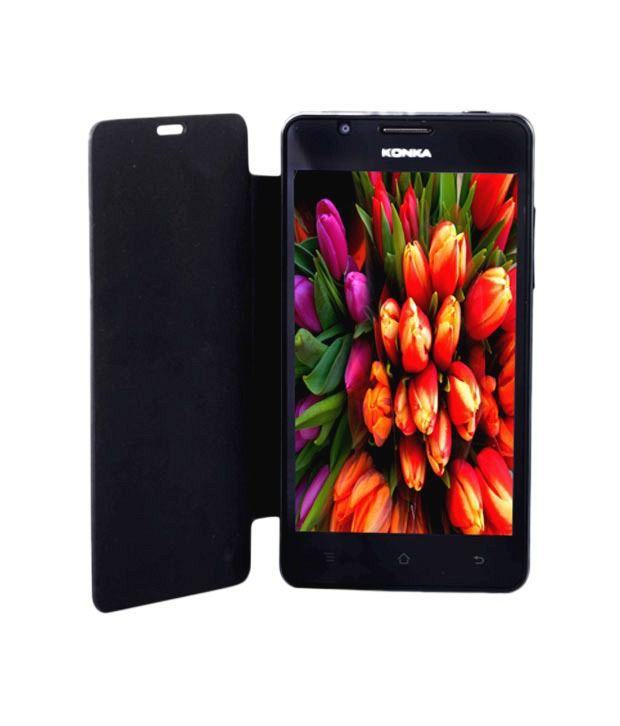 Konka ( 4GB and Below , ) Black Mobile Phones Online at Low